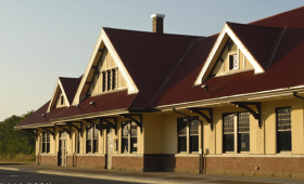 Hoquiam Train Depot Restoration *